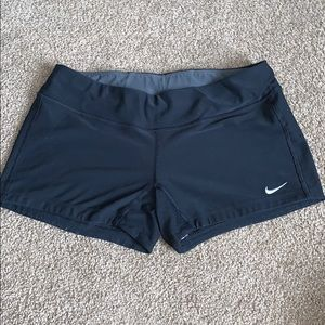 WORN ONCE Nike black spandex